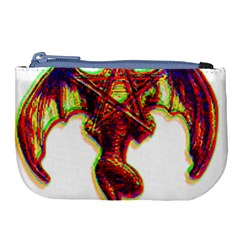 Demon Large Coin Purse by ShamanSociety
