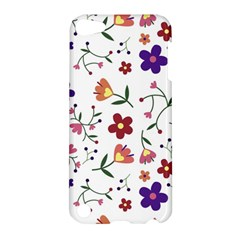 Flowers Pattern Texture Nature Apple Ipod Touch 5 Hardshell Case