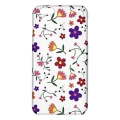Flowers Pattern Texture Nature Iphone 6 Plus/6s Plus Tpu Case by Nexatart