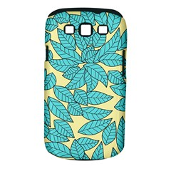 Leaves Dried Leaves Stamping Samsung Galaxy S Iii Classic Hardshell Case (pc+silicone) by Nexatart