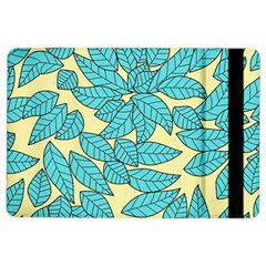 Leaves Dried Leaves Stamping Ipad Air 2 Flip by Nexatart