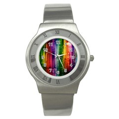 Skyline Light Rays Gloss Upgrade Stainless Steel Watch