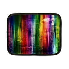 Skyline Light Rays Gloss Upgrade Netbook Case (small)