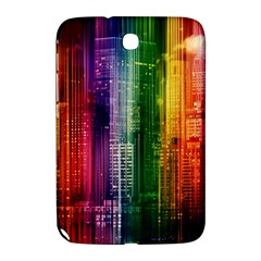 Skyline Light Rays Gloss Upgrade Samsung Galaxy Note 8 0 N5100 Hardshell Case