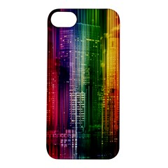 Skyline Light Rays Gloss Upgrade Apple Iphone 5s/ Se Hardshell Case