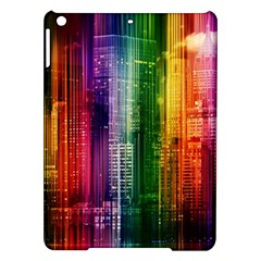 Skyline Light Rays Gloss Upgrade Ipad Air Hardshell Cases