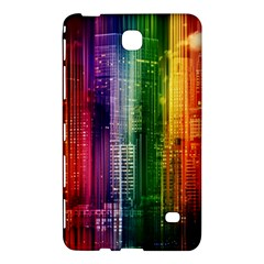 Skyline Light Rays Gloss Upgrade Samsung Galaxy Tab 4 (8 ) Hardshell Case