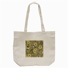 Abstract Art Artistic Botanical Tote Bag (cream)