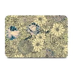 Abstract Art Artistic Botanical Plate Mats