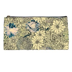 Abstract Art Artistic Botanical Pencil Cases