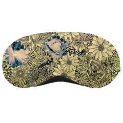 Abstract Art Artistic Botanical Sleeping Masks