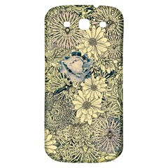Abstract Art Artistic Botanical Samsung Galaxy S3 S Iii Classic Hardshell Back Case