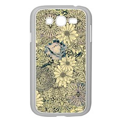 Abstract Art Artistic Botanical Samsung Galaxy Grand Duos I9082 Case (white)