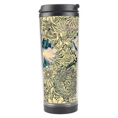 Abstract Art Artistic Botanical Travel Tumbler