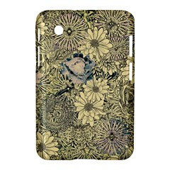 Abstract Art Artistic Botanical Samsung Galaxy Tab 2 (7 ) P3100 Hardshell Case  by Nexatart