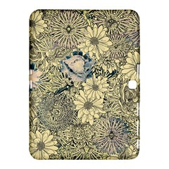 Abstract Art Artistic Botanical Samsung Galaxy Tab 4 (10 1 ) Hardshell Case