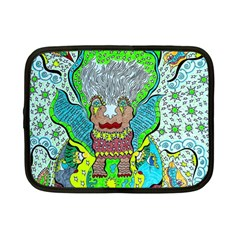 Cosmic Planet Angel Netbook Case (small)