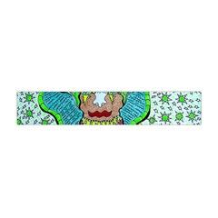 Cosmic Planet Angel Flano Scarf (mini)