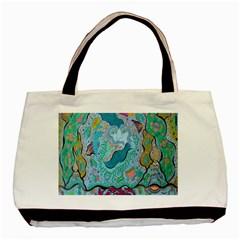 Mystic Mermaid Basic Tote Bag