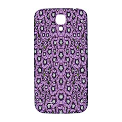 Ornate Forest Of Climbing Flowers Samsung Galaxy S4 I9500/i9505  Hardshell Back Case