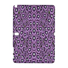 Ornate Forest Of Climbing Flowers Samsung Galaxy Note 10 1 (p600) Hardshell Case