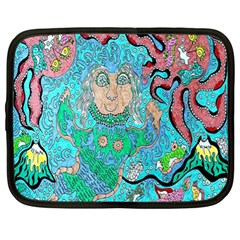 Mesmerizing Mermaid Netbook Case (xl)
