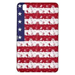 Usa Flag Halloween Holiday Nightmare Stripes Samsung Galaxy Tab Pro 8 4 Hardshell Case by PodArtist