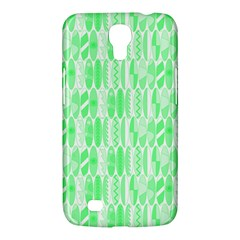 Bright Lime Green Colored Waikiki Surfboards  Samsung Galaxy Mega 6 3  I9200 Hardshell Case by PodArtist