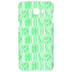 Bright Lime Green Colored Waikiki Surfboards  Samsung C9 Pro Hardshell Case  by PodArtist