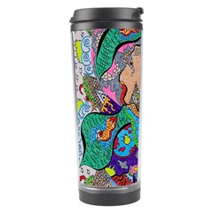 Pyramid Angel Travel Tumbler by chellerayartisans