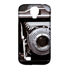 Vintage Camera Samsung Galaxy S4 Classic Hardshell Case (pc+silicone) by snowwhitegirl