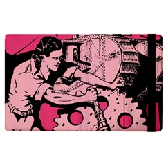 Working Woman Apple Ipad Pro 9 7   Flip Case by snowwhitegirl