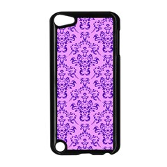 Victorian Violet Apple Ipod Touch 5 Case (black) by snowwhitegirl