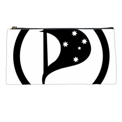 Logo Of Pirate Party Australia Pencil Cases by abbeyz71