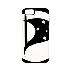 Logo Of Pirate Party Australia Apple Iphone 5 Classic Hardshell Case (pc+silicone) by abbeyz71