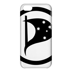 Logo Of Pirate Party Australia Apple Iphone 5c Hardshell Case by abbeyz71