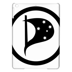 Logo Of Pirate Party Australia Ipad Air Hardshell Cases by abbeyz71