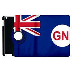 Government Ensign Of Northern Ireland, 1929-1973 Apple Ipad 2 Flip 360 Case by abbeyz71