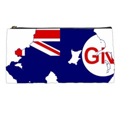 Flag Map Of Government Ensign Of Northern Ireland, 1929 1973 Pencil Cases by abbeyz71