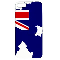 Flag Map Of Government Ensign Of Northern Ireland, 1929 1973 Apple Iphone 5 Hardshell Case With Stand