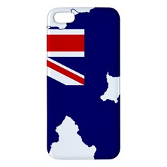 Flag Map Of Government Ensign Of Northern Ireland, 1929 1973 Apple Iphone 5 Premium Hardshell Case