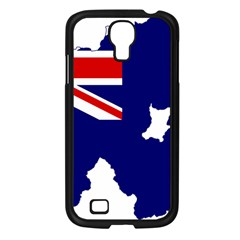 Flag Map Of Government Ensign Of Northern Ireland, 1929 1973 Samsung Galaxy S4 I9500/ I9505 Case (black)