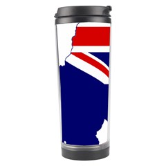 Flag Map Of Government Ensign Of Northern Ireland, 1929 1973 Travel Tumbler