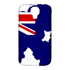 Flag Map Of Government Ensign Of Northern Ireland, 1929 1973 Samsung Galaxy S4 Classic Hardshell Case (pc+silicone)