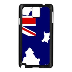 Flag Map Of Government Ensign Of Northern Ireland, 1929 1973 Samsung Galaxy Note 3 N9005 Case (black)