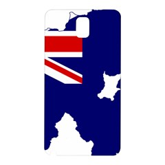 Flag Map Of Government Ensign Of Northern Ireland, 1929 1973 Samsung Galaxy Note 3 N9005 Hardshell Back Case