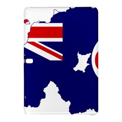 Flag Map Of Government Ensign Of Northern Ireland, 1929 1973 Samsung Galaxy Tab Pro 10 1 Hardshell Case by abbeyz71