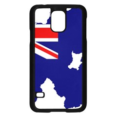 Flag Map Of Government Ensign Of Northern Ireland, 1929 1973 Samsung Galaxy S5 Case (black)
