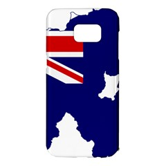 Flag Map Of Government Ensign Of Northern Ireland, 1929 1973 Samsung Galaxy S7 Edge Hardshell Case