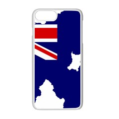 Flag Map Of Government Ensign Of Northern Ireland, 1929 1973 Apple Iphone 7 Plus Seamless Case (white)
